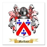 MacRory Square Car Magnet 3