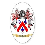 MacRory Sticker (Oval 50 pk)