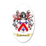MacRory 35x21 Oval Wall Decal