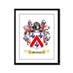 MacRory Framed Panel Print