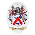 MacRory Oval Ornament