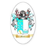 Macri Sticker (Oval 50 pk)