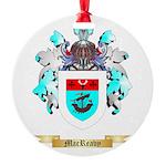 MacReavy Round Ornament