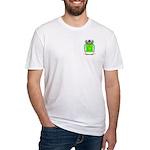 MacRannall Fitted T-Shirt
