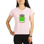 MacRannall Performance Dry T-Shirt