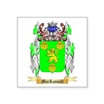 MacRannall Square Sticker 3