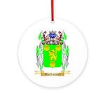 MacRannall Round Ornament