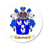 MacQuilly Round Car Magnet