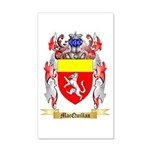 MacQuillan 20x12 Wall Decal
