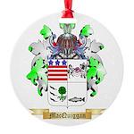 MacQuiggan Round Ornament