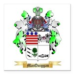 MacQuiggan Square Car Magnet 3