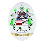 MacQuiggan Oval Ornament