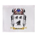 MacQueen Throw Blanket