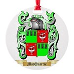 MacQuarrie Round Ornament
