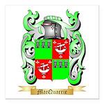 MacQuarrie Square Car Magnet 3