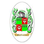 MacQuarrie Sticker (Oval 50 pk)