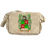 MacQuarrie Messenger Bag