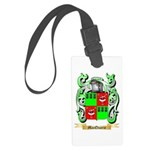 MacQuarie Large Luggage Tag