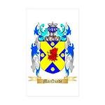 MacQuade Sticker (Rectangle 50 pk)