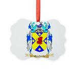 MacQuade Picture Ornament