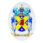 MacQuade Oval Ornament