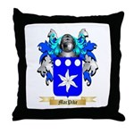 MacPike Throw Pillow