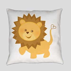 Baby lion Everyday Pillow