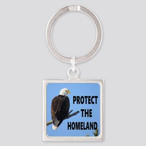 Protect Homeland Keychains