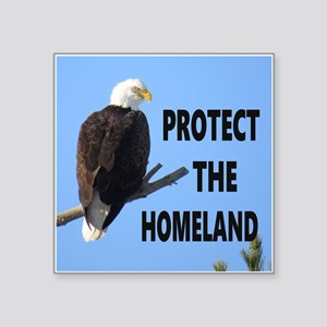 Protect Homeland Sticker