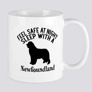 Feel Safe At Night Sleep With Ne 11 oz Ceramic Mug