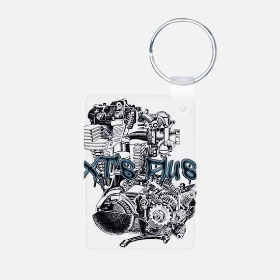 XT's Plus logo Keychains