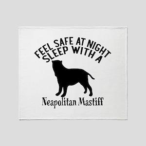 Feel Safe At Night Sleep With Neapol Throw Blanket