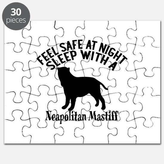 Feel Safe At Night Sleep With Neapolitan Ma Puzzle