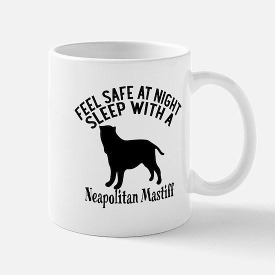 Feel Safe At Night Sleep With Ne Mug