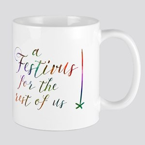 a FESTIVUS FOR THE REST OF US™ Mugs