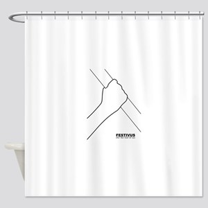 a FESTIVUS FOR THE REST OF US™ Shower Curtain