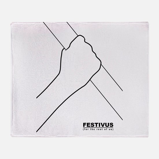 a FESTIVUS FOR THE REST OF US™ Throw Blanket