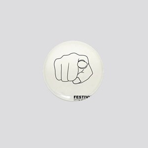 FESTIVUS™ airing of grievances Mini Button