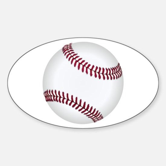 Baseball Game Time Decal