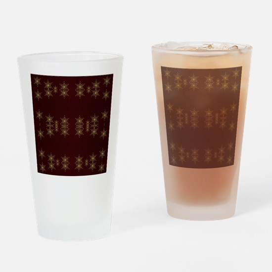 Unique Gold star award Drinking Glass