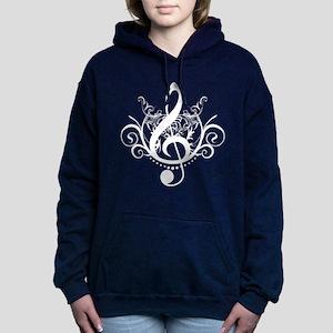 Treble Clef Music Symbol Gift Sweatshirt