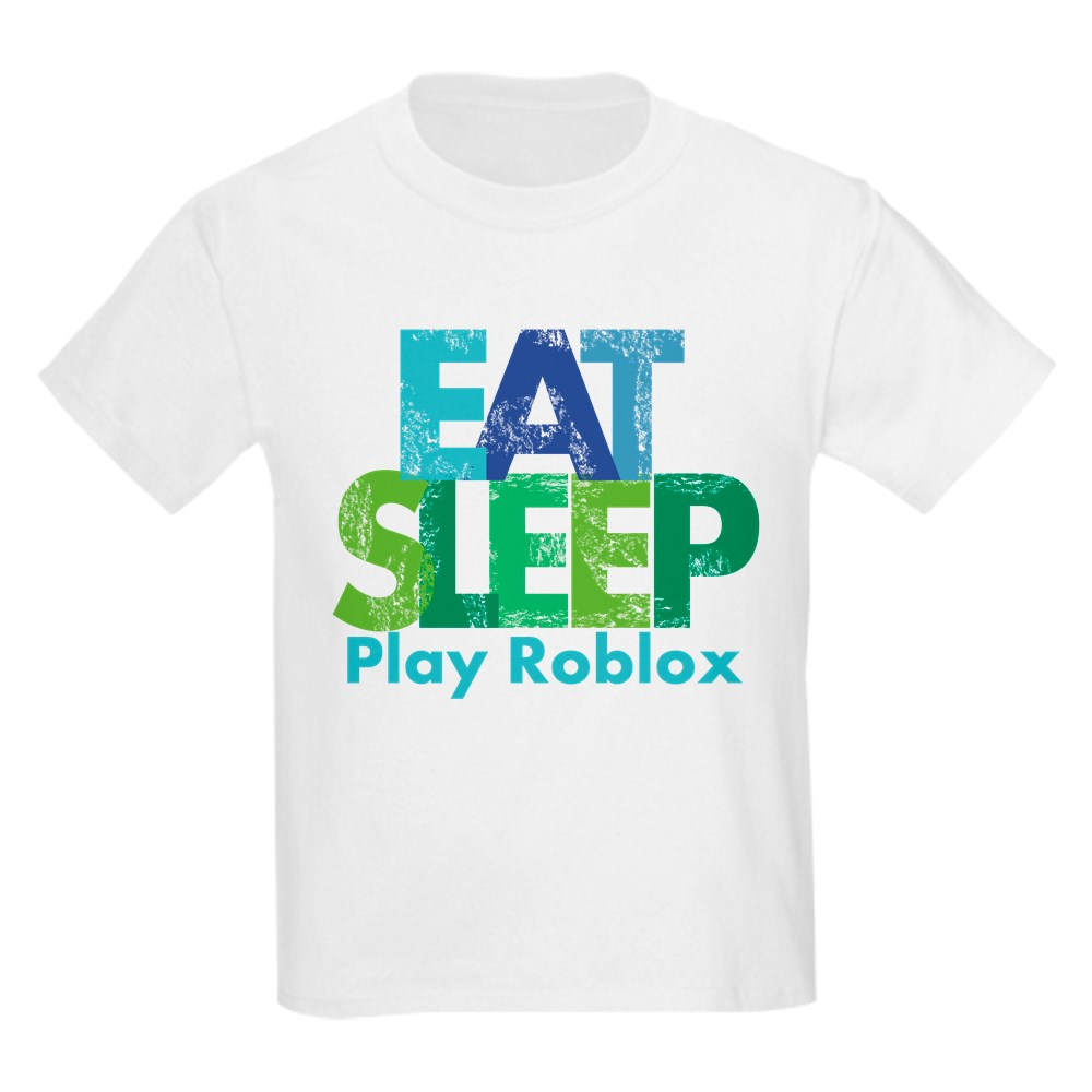 Cafepress Play Roblox Kids Light T Shirt 1678999352 Ebay