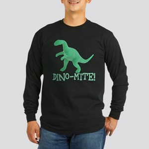 Dino-Mite Long Sleeve Dark T-Shirt