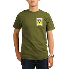 McAuselan Organic Men's T-Shirt (dark)