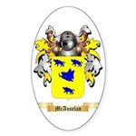 McAuselan Sticker (Oval 50 pk)