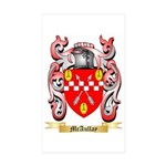 McAullay Sticker (Rectangle 50 pk)