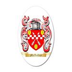 McAullay 35x21 Oval Wall Decal