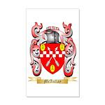 McAullay 35x21 Wall Decal