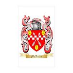 McAuley Sticker (Rectangle 50 pk)
