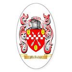 McAuley Sticker (Oval)